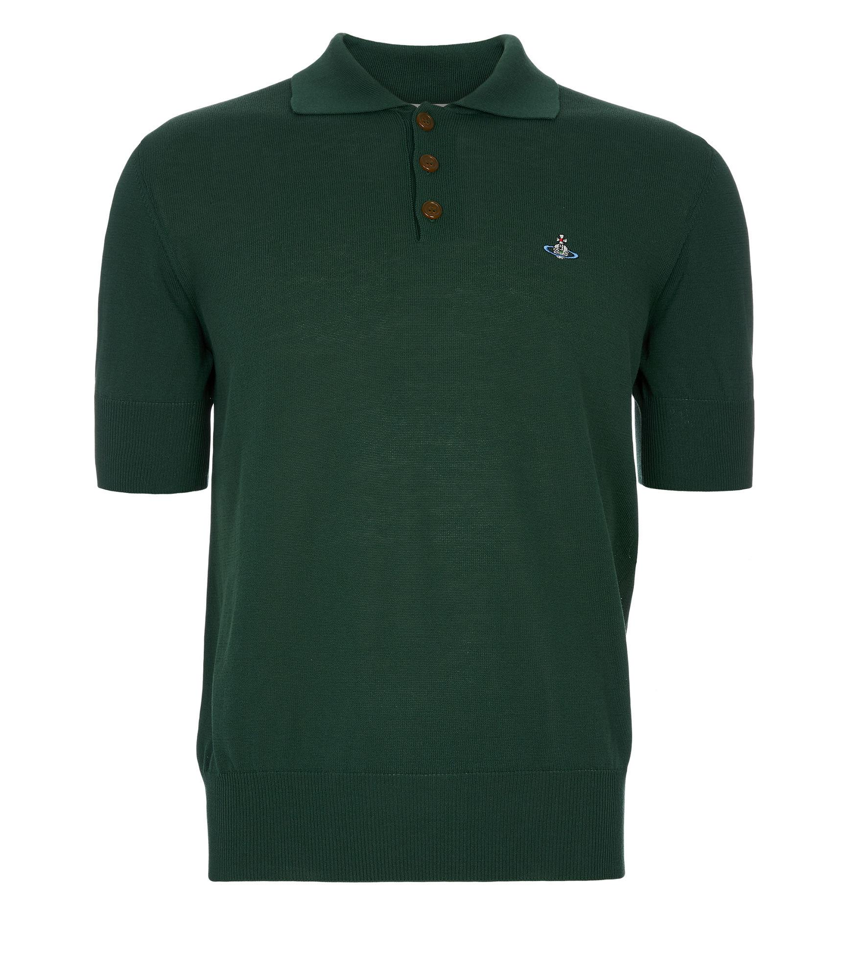Vivienne Westwood Spring Polo Shirt Green