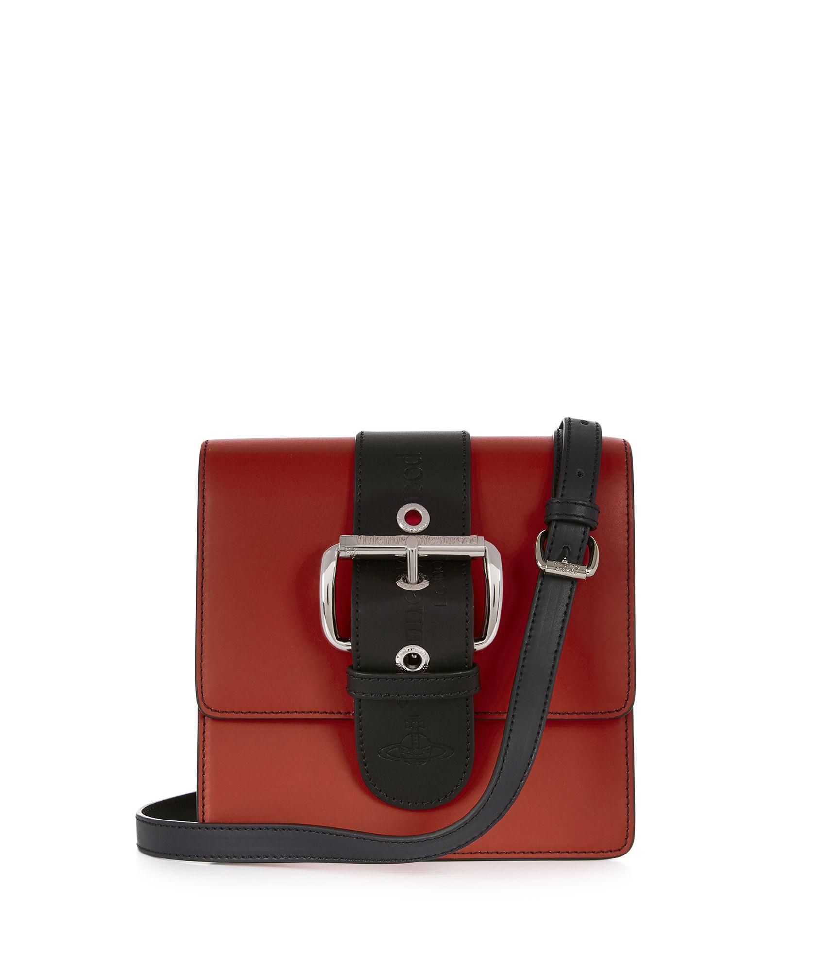 Vivienne Westwood Small Alex Handbag 42010033 Red