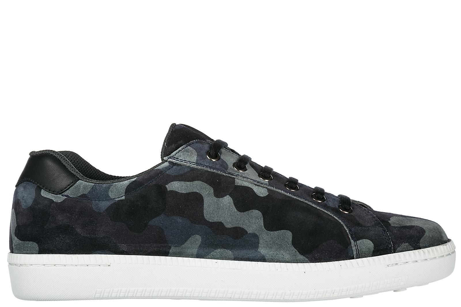 Car Shoe Men's Shoes Suede Trainers Sneakers In Blue