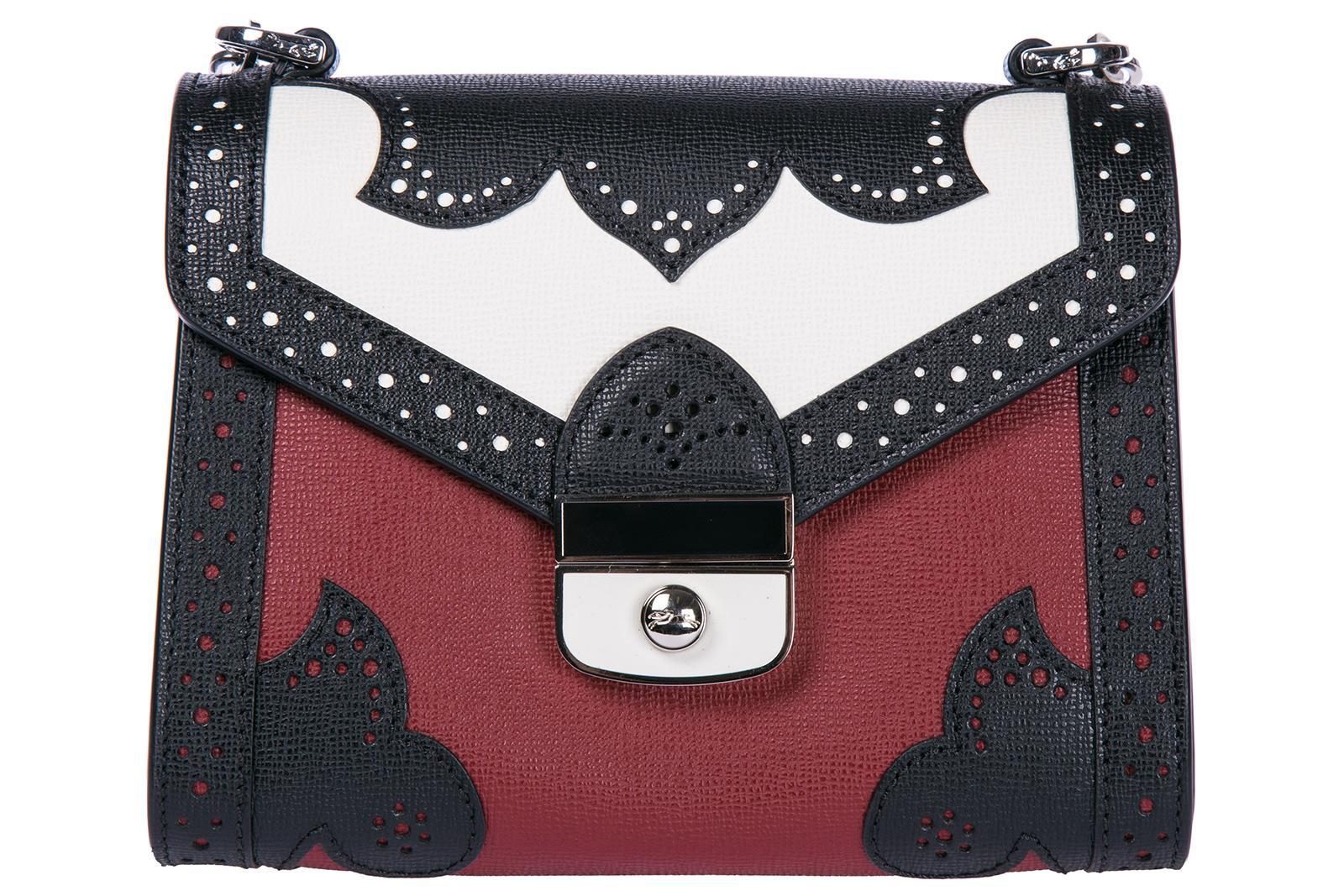 Longchamp Women's Leather Cross-body Messenger Shoulder Bag In Red