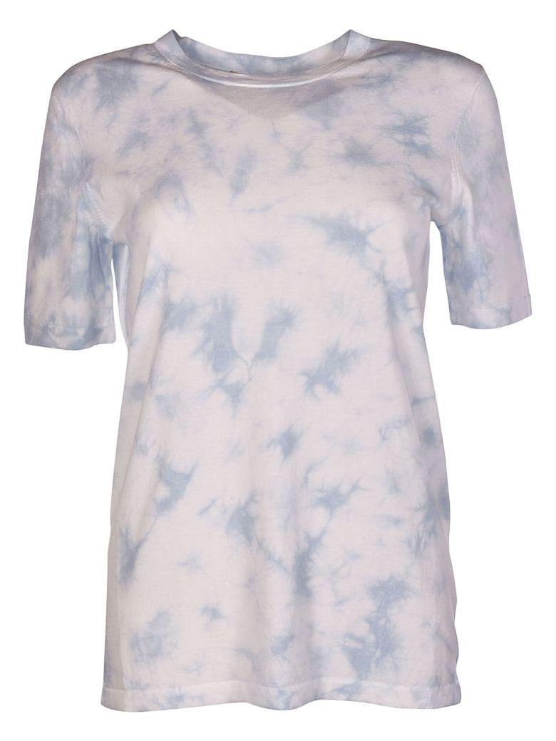 Michael Kors Marble Style T-shirt In Multicolor