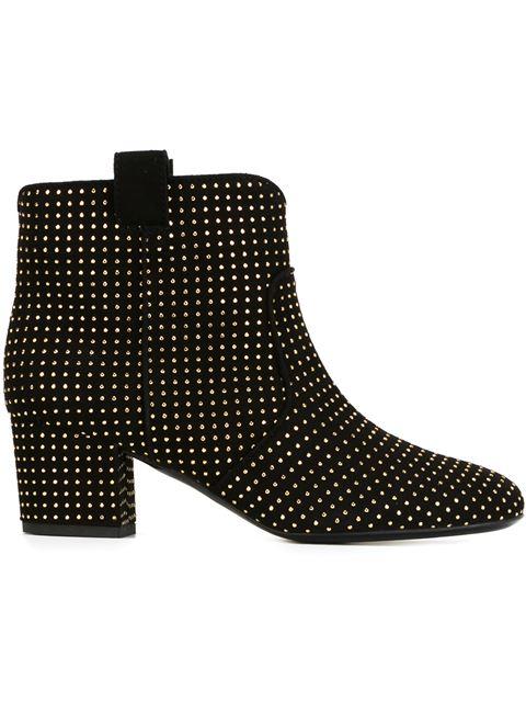 Laurence Dacade 'Belen' Ankle Boots In Black