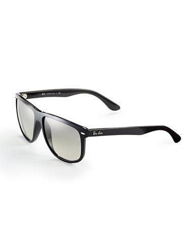 Ray Ban Ray-ban 60mm Oversized Square Sunglasses-tortoise