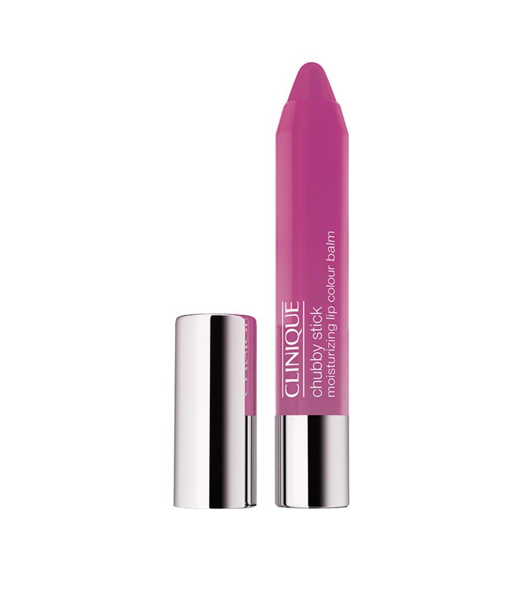 Clinique Chubby Stick Lip Colour Balm - Pudgy Peony