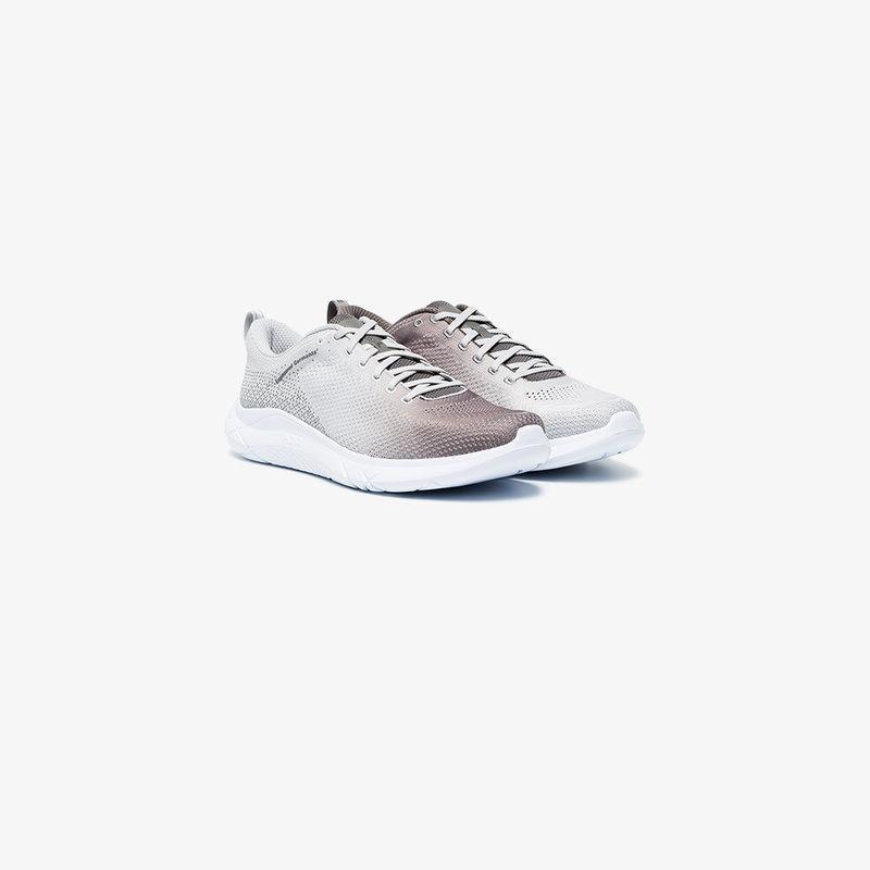 Hoka One One Grey Hupana 2 X Engineered Garments Sneakers