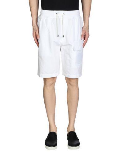 Emporio Armani Shorts & Bermuda In White