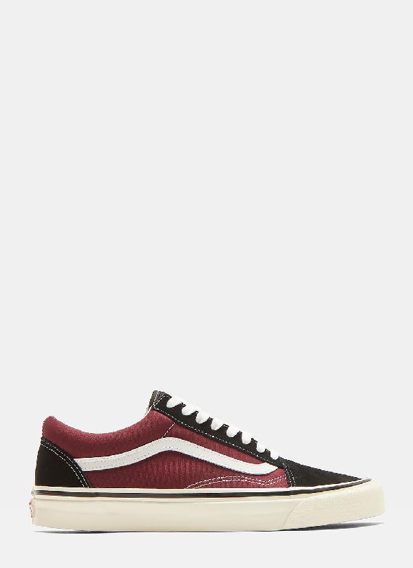 Vans Classic Old Skool Sneakers In Burgundy