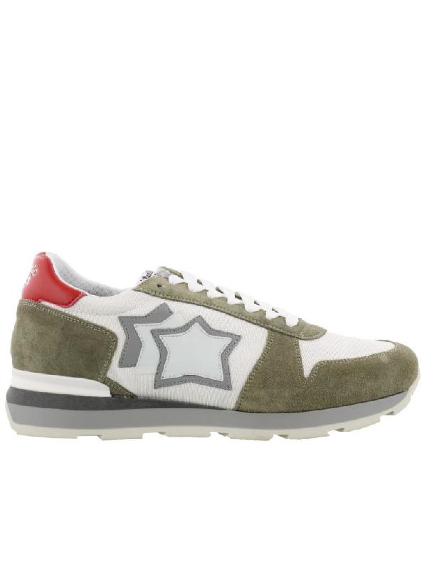 Atlantic Stars Sirius Sneakers In Grey