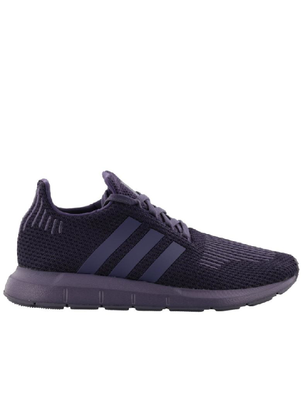 Adidas Originals Swift Run Sneaker In Purple