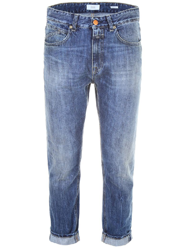 Closed Selvedge Jeans In Truely Wornblu