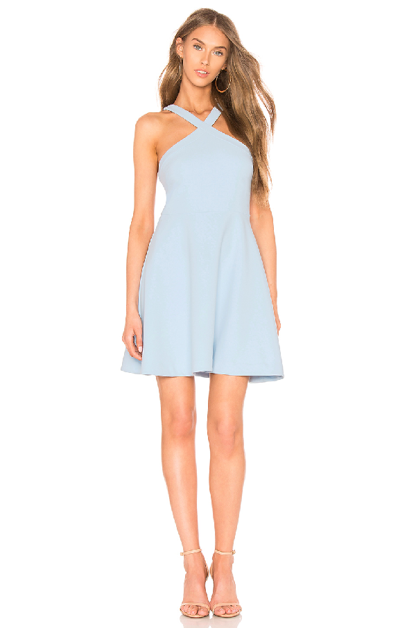 Likely Ashland Dress In Blue Bell