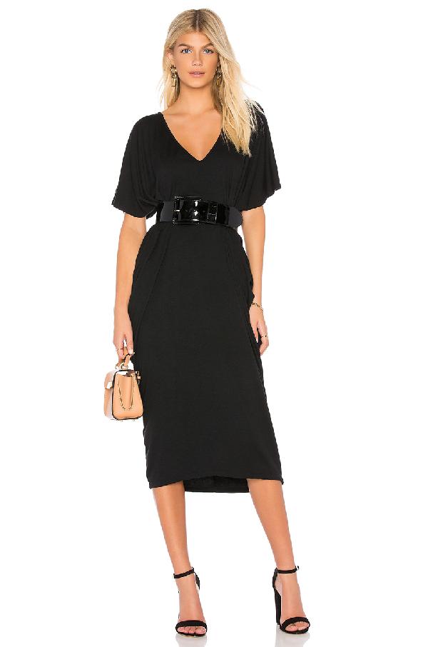 Sen Kia Maxi Dress In Black.