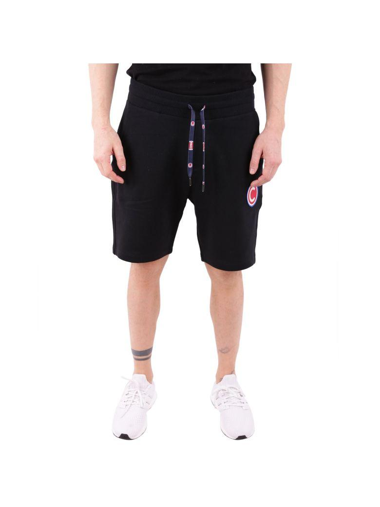Colmar Cotton Shorts In Black