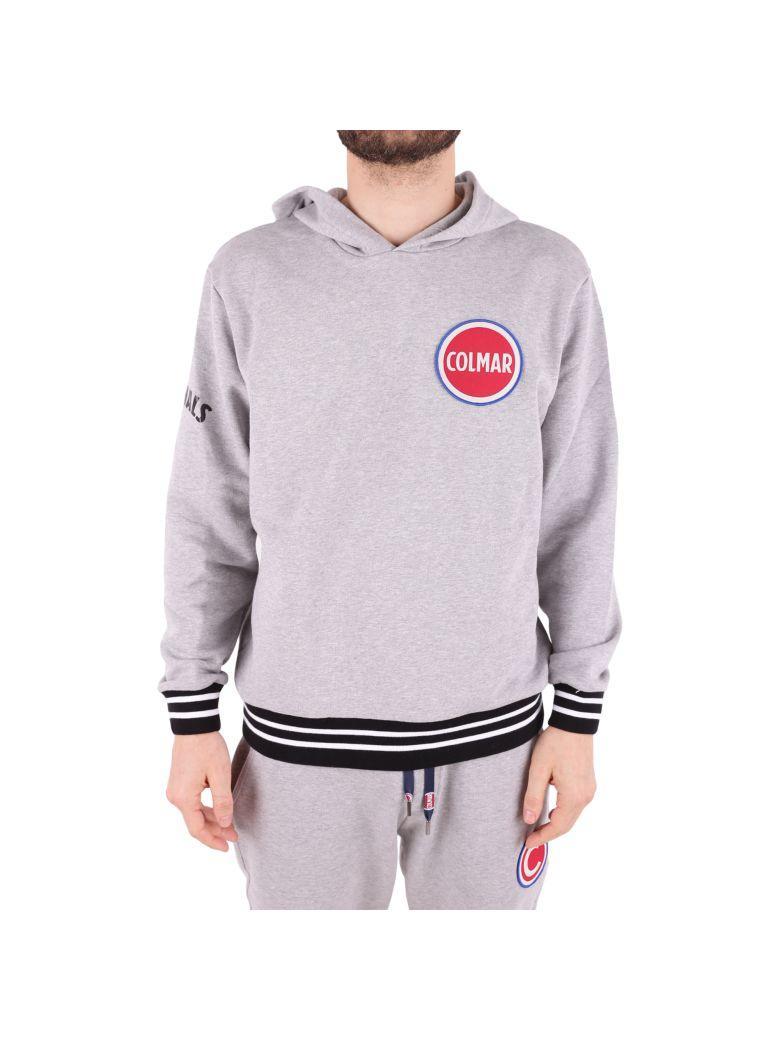 Colmar Cotton Sweatshirt In Grey