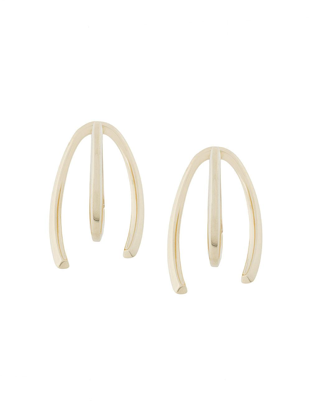 Bea Bongiasca Honeysuckle Love Ties Earrings