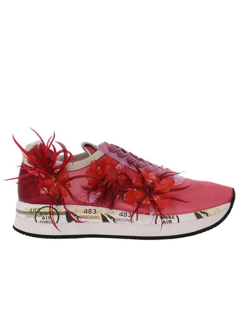 Premiata Sneakers Shoes Women  In Pink