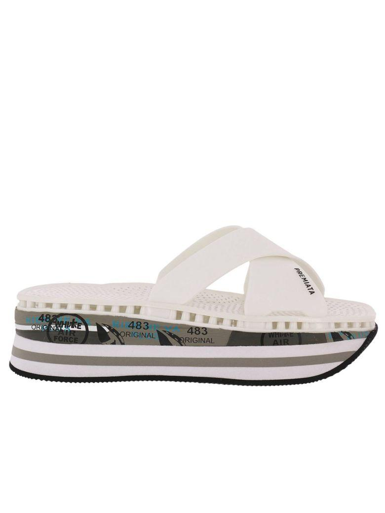 Premiata Wedge Shoes Shoes Women  In White