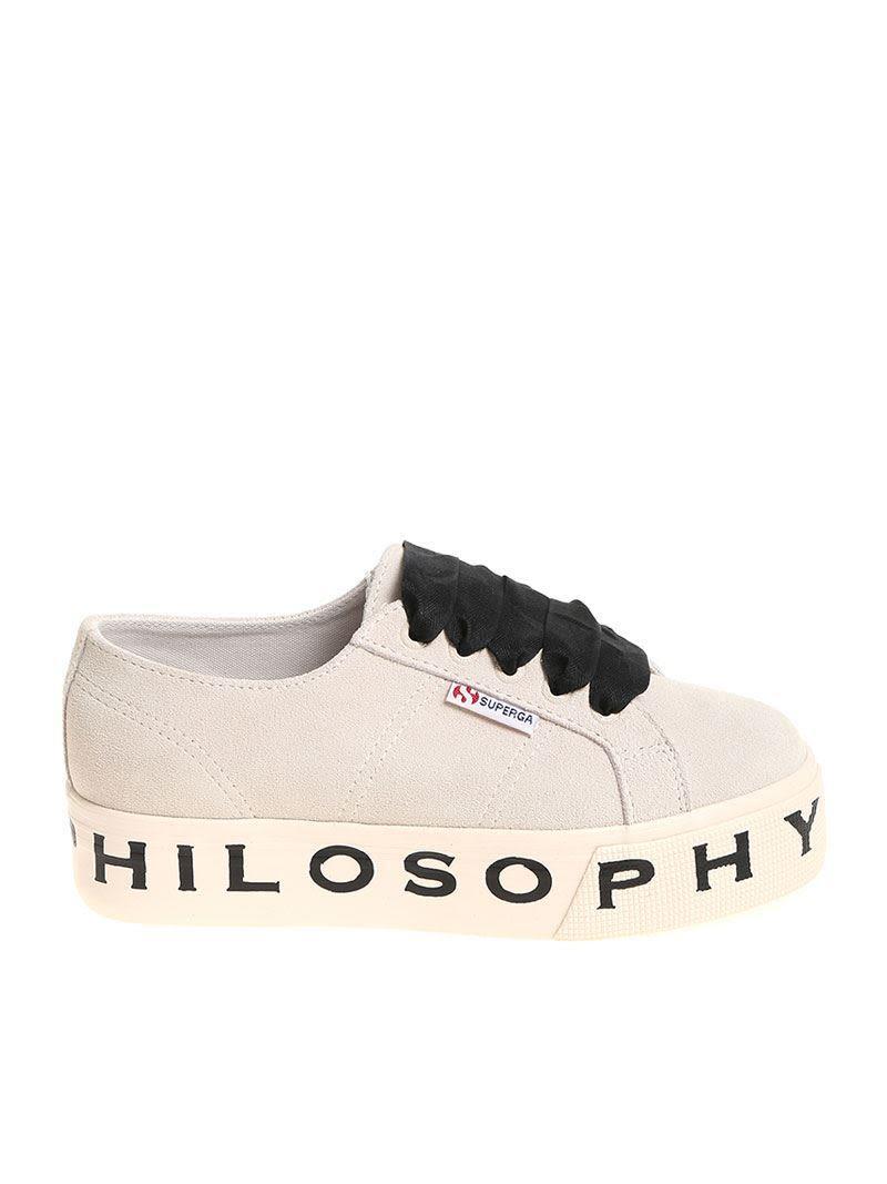 Philosophy Di Lorenzo Serafini Philosophy - Sneakers In White