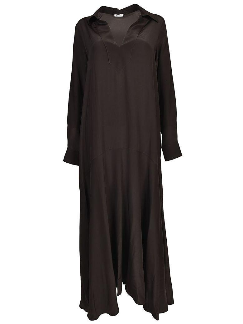 Parosh Black Dress