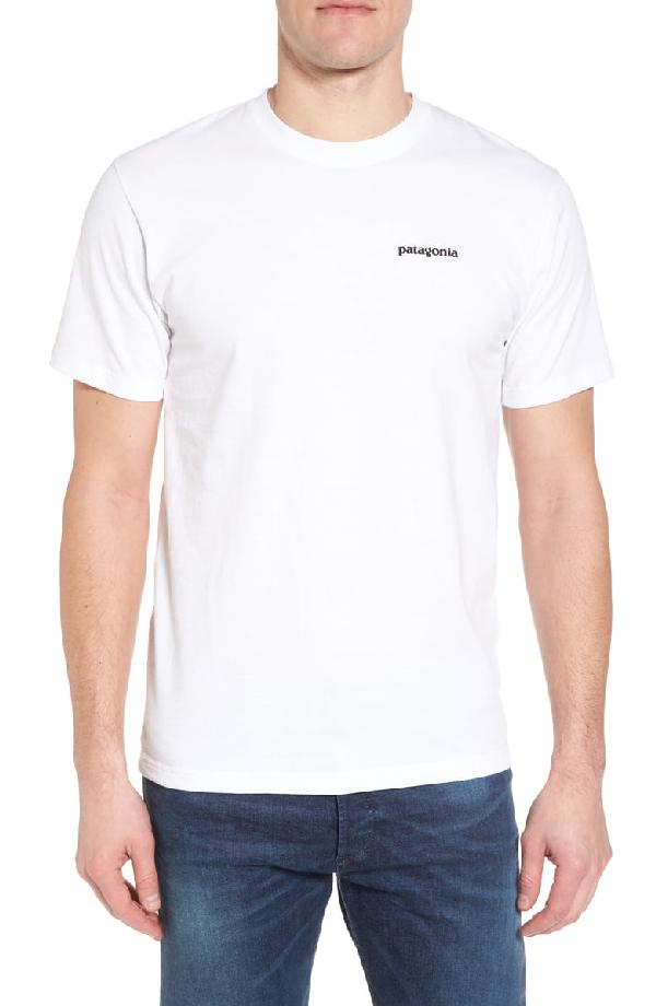 Patagonia Responsibili-Tee T-Shirt In White