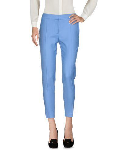 Stella Mccartney Casual Pants In Pastel Blue