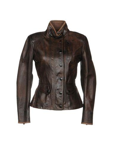 Matchless Biker Jacket In Cocoa