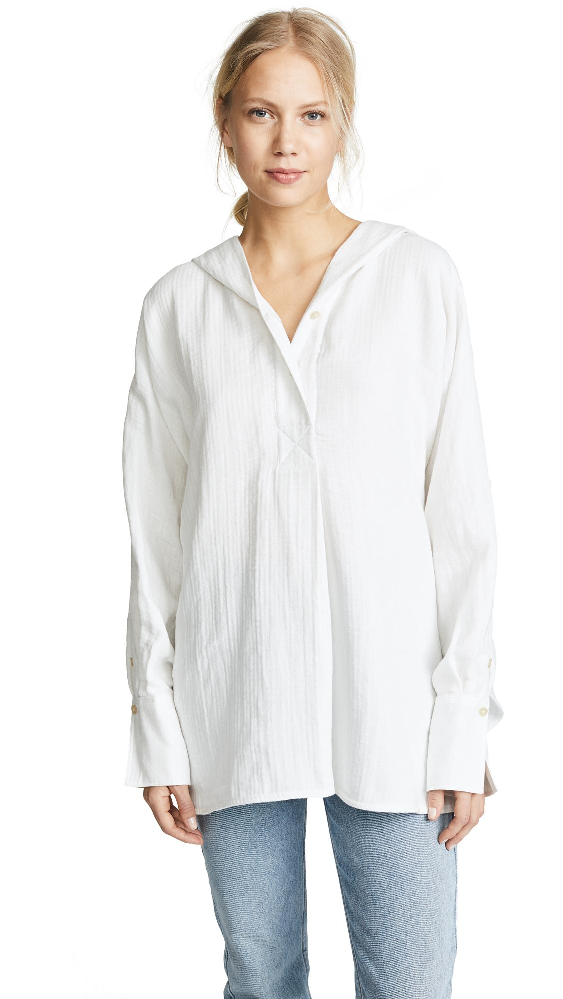 Elizabeth And James Carson Shirt In White
