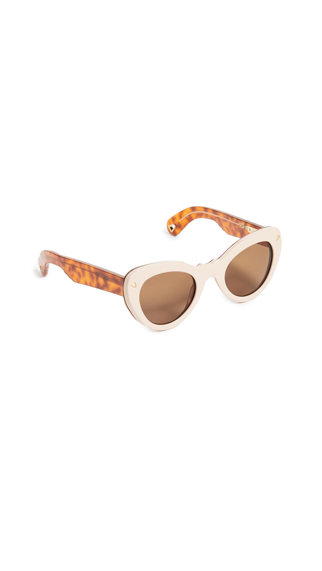 8c3e67d88fd8d Lucy Folk Wingspan Sunglasses In Conch