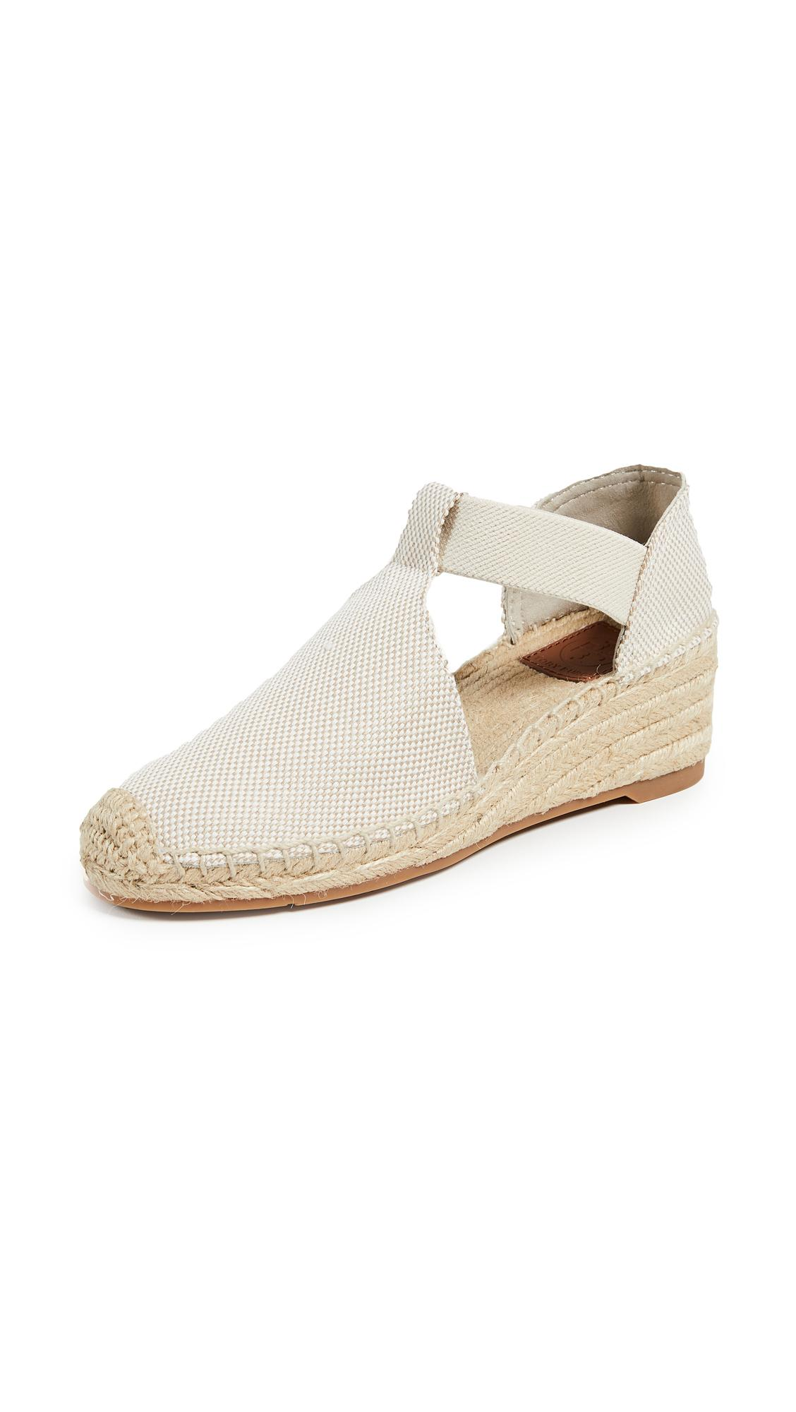 Tory Burch Catalina 3 50mm Espadrilles In Sand/natural