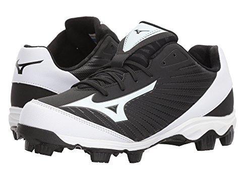Mizuno 9-spike® Advanced Finch Franchise 7 Softball In Black/white