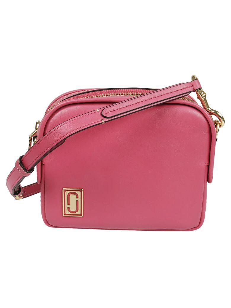 Marc Jacobs The Mini Squeeze Shoulder Bag In Watermelon