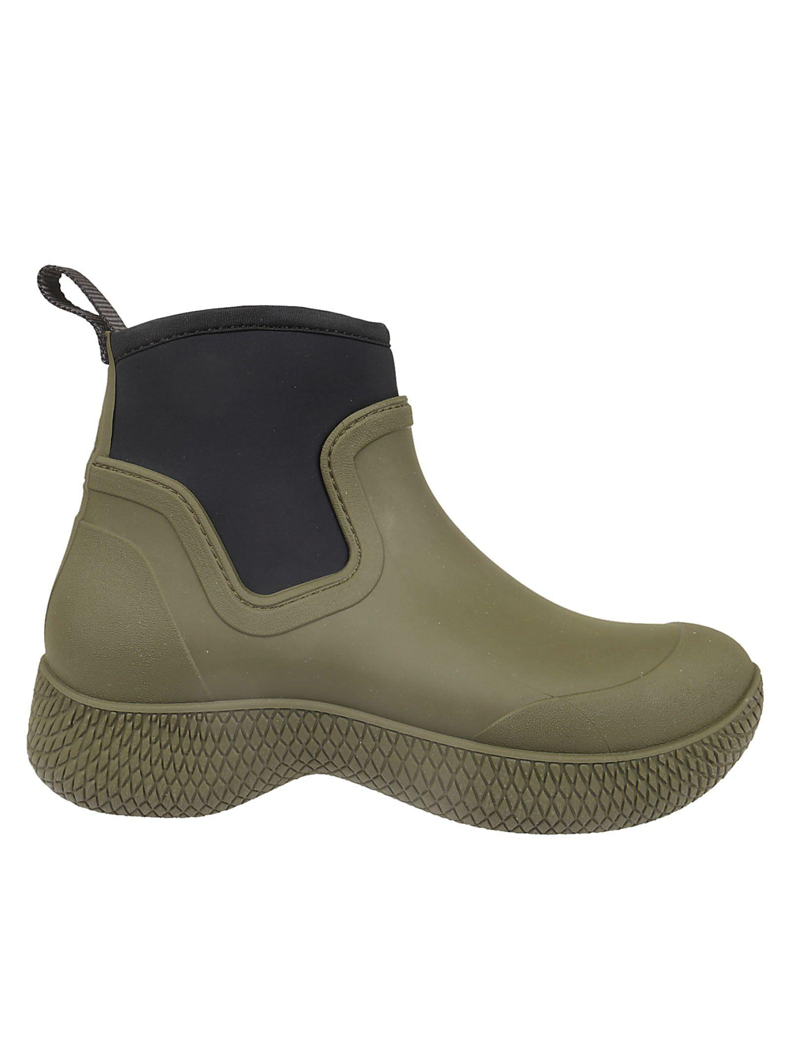 0617c4d98f3a Celine CÉLine Outdoor Ankle Boots In Green | ModeSens