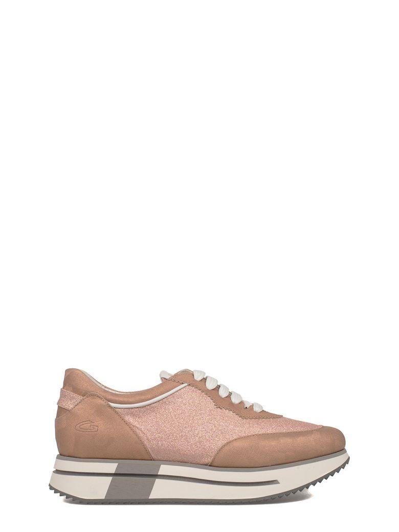 Alberto Guardiani Pink Sport Lady Sneakers