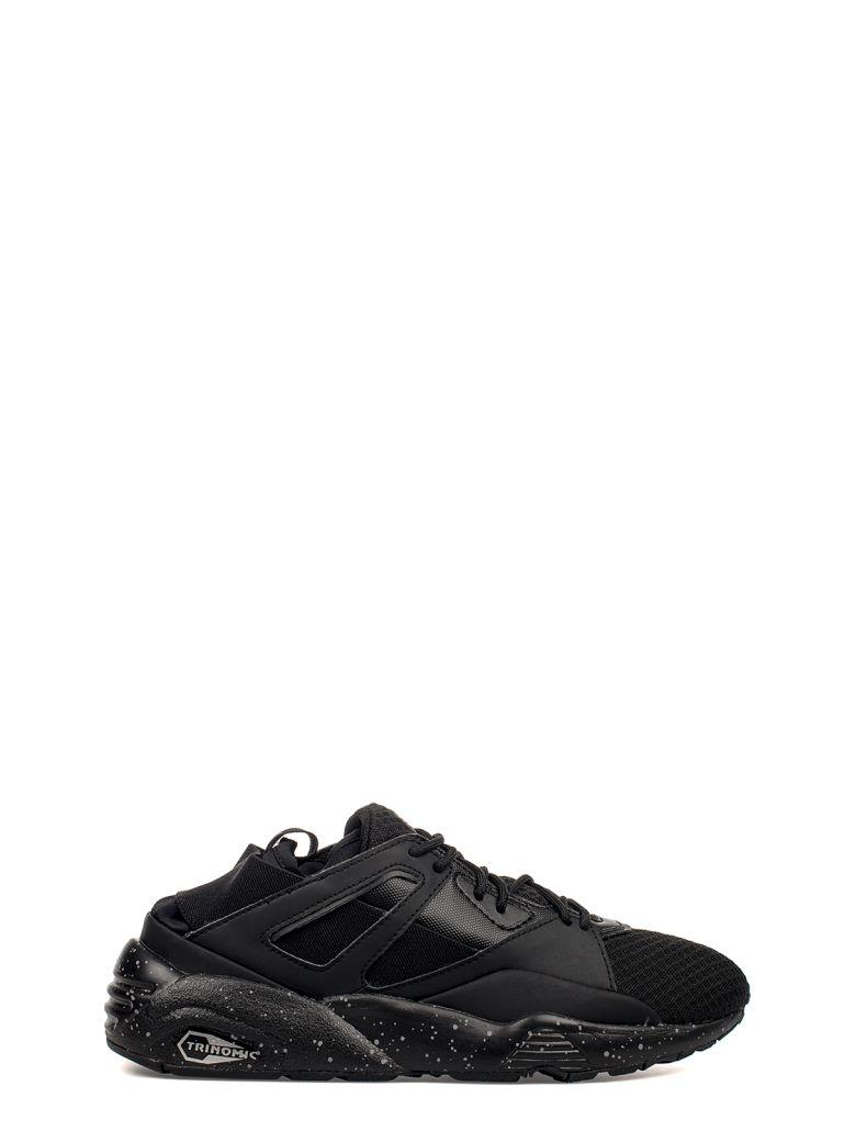 Puma Black Blaze Of Glory Sock Slip On Sneakers