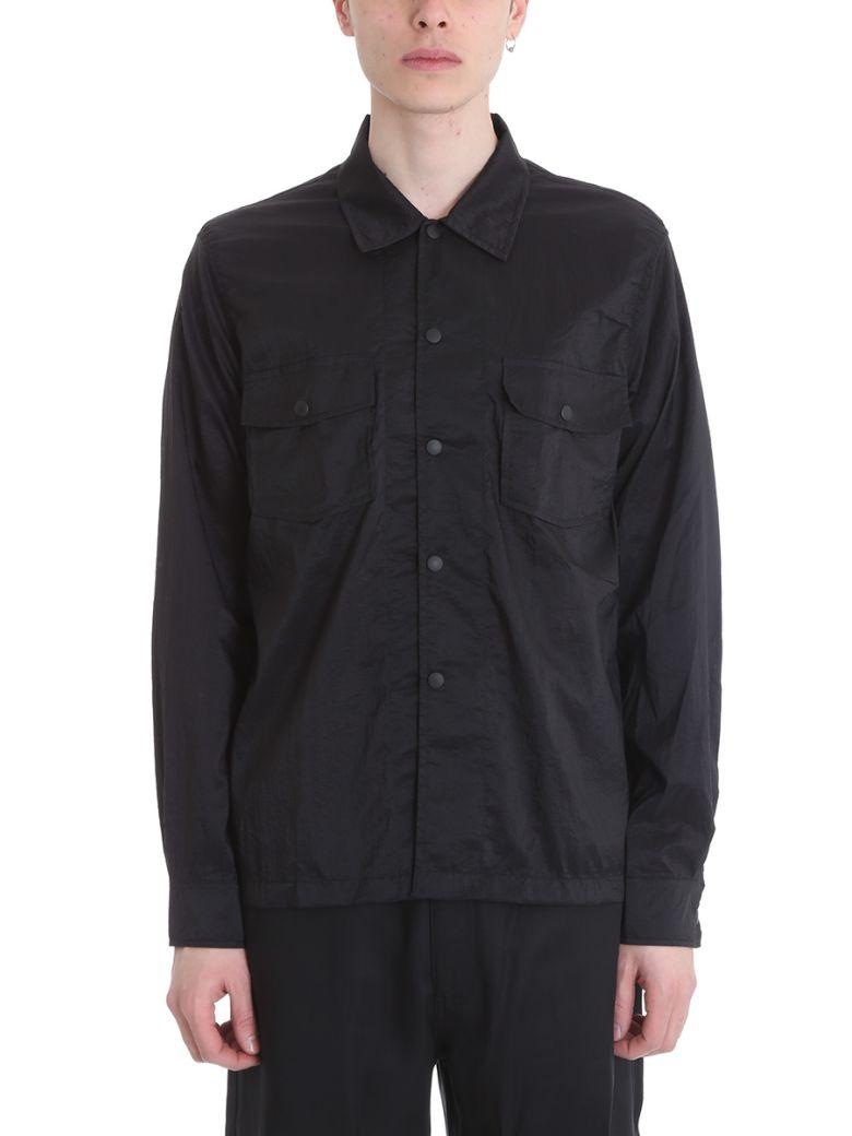 Our Legacy Black Nylon Shirt