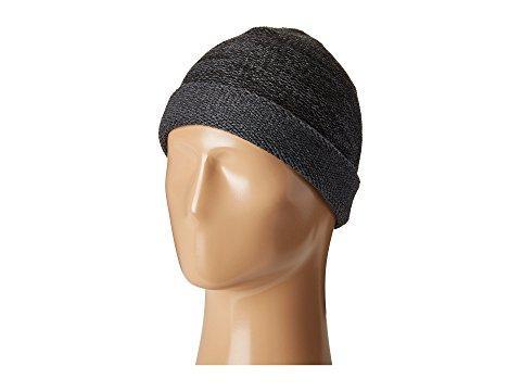 Calvin Klein Marled Block Hat In Black