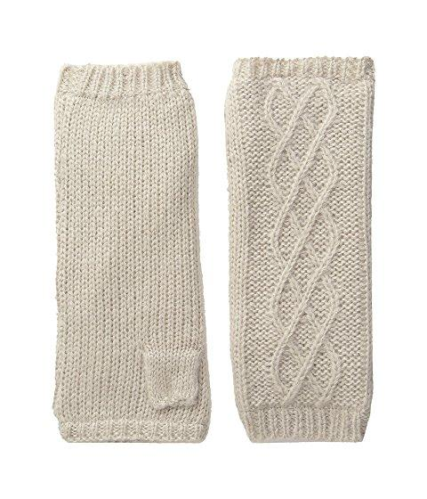 Hat Attack Microfur Arm Warmer, Wheat