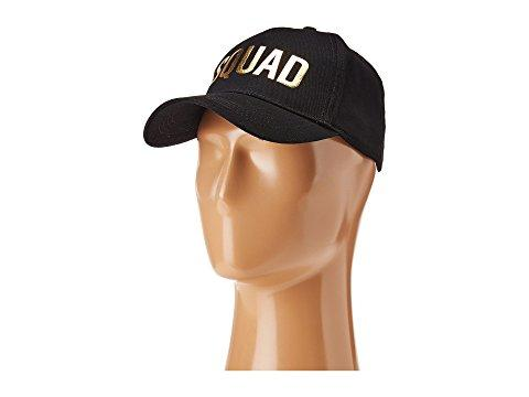 Betsey Johnson Blue By  Squad Baseball Hat In Black