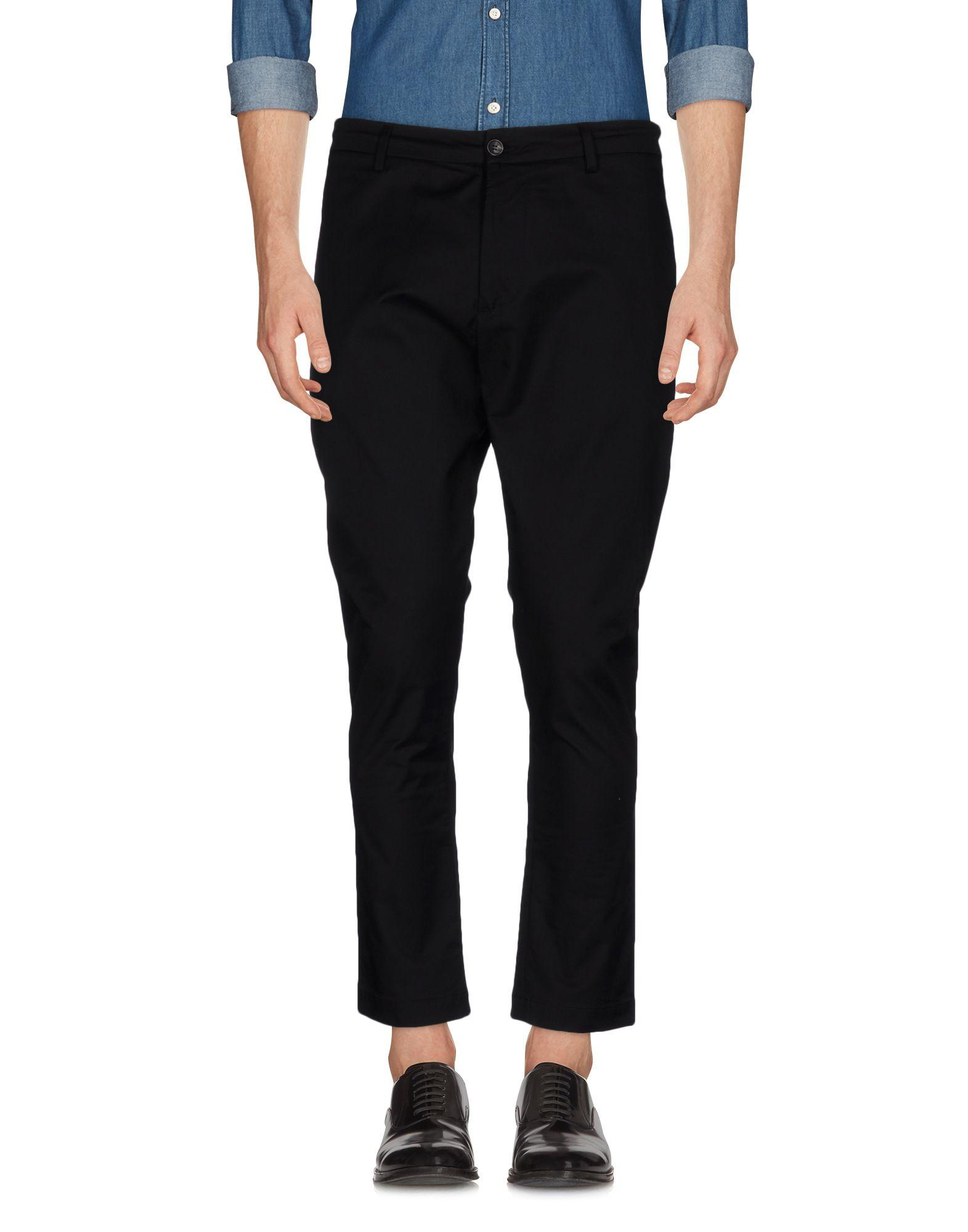 Low Brand Casual Pants In Black