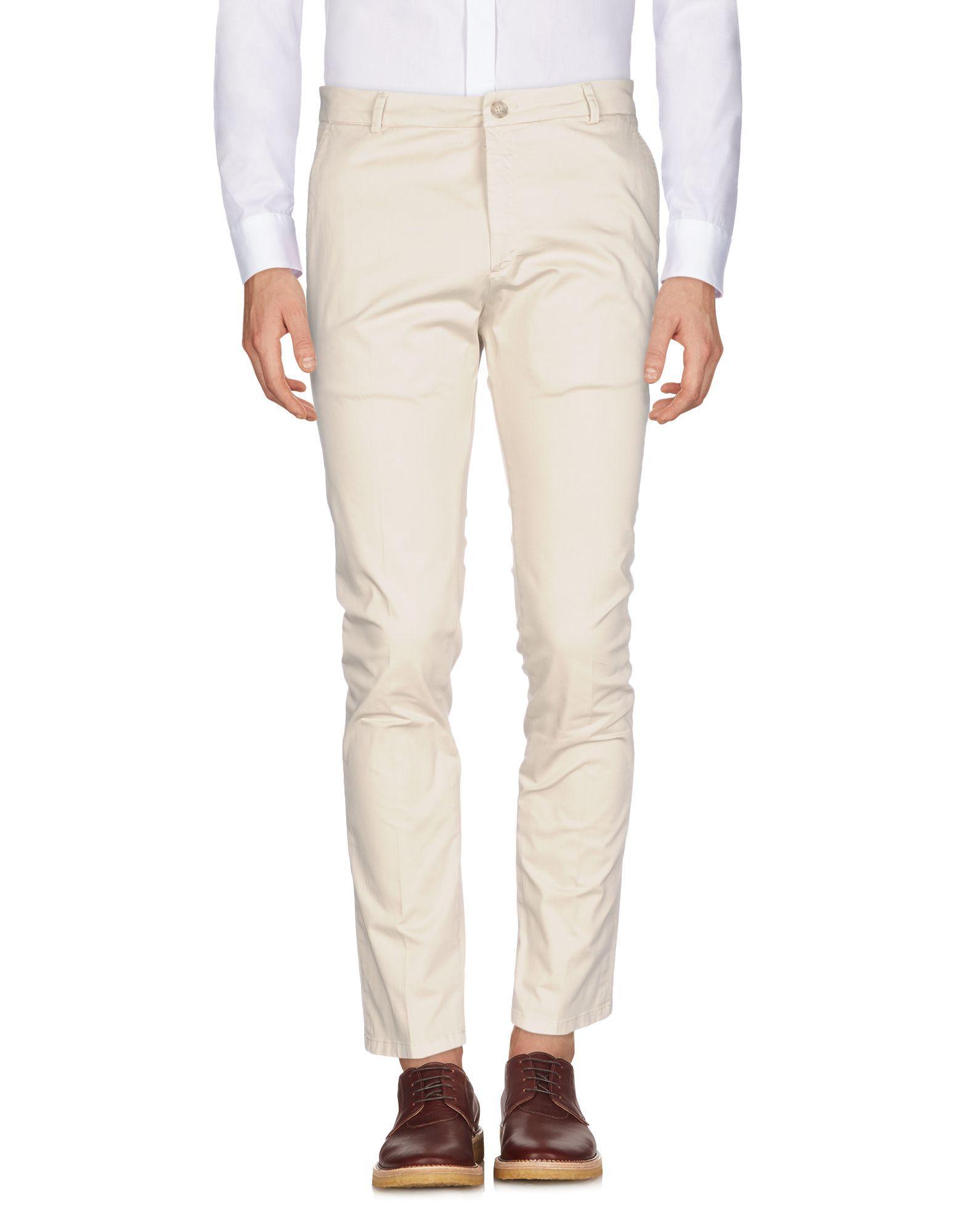 Low Brand Casual Pants In Beige