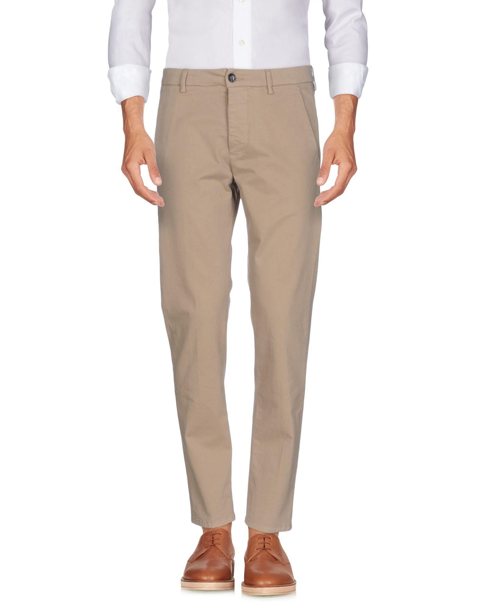 Low Brand Casual Pants In Sand