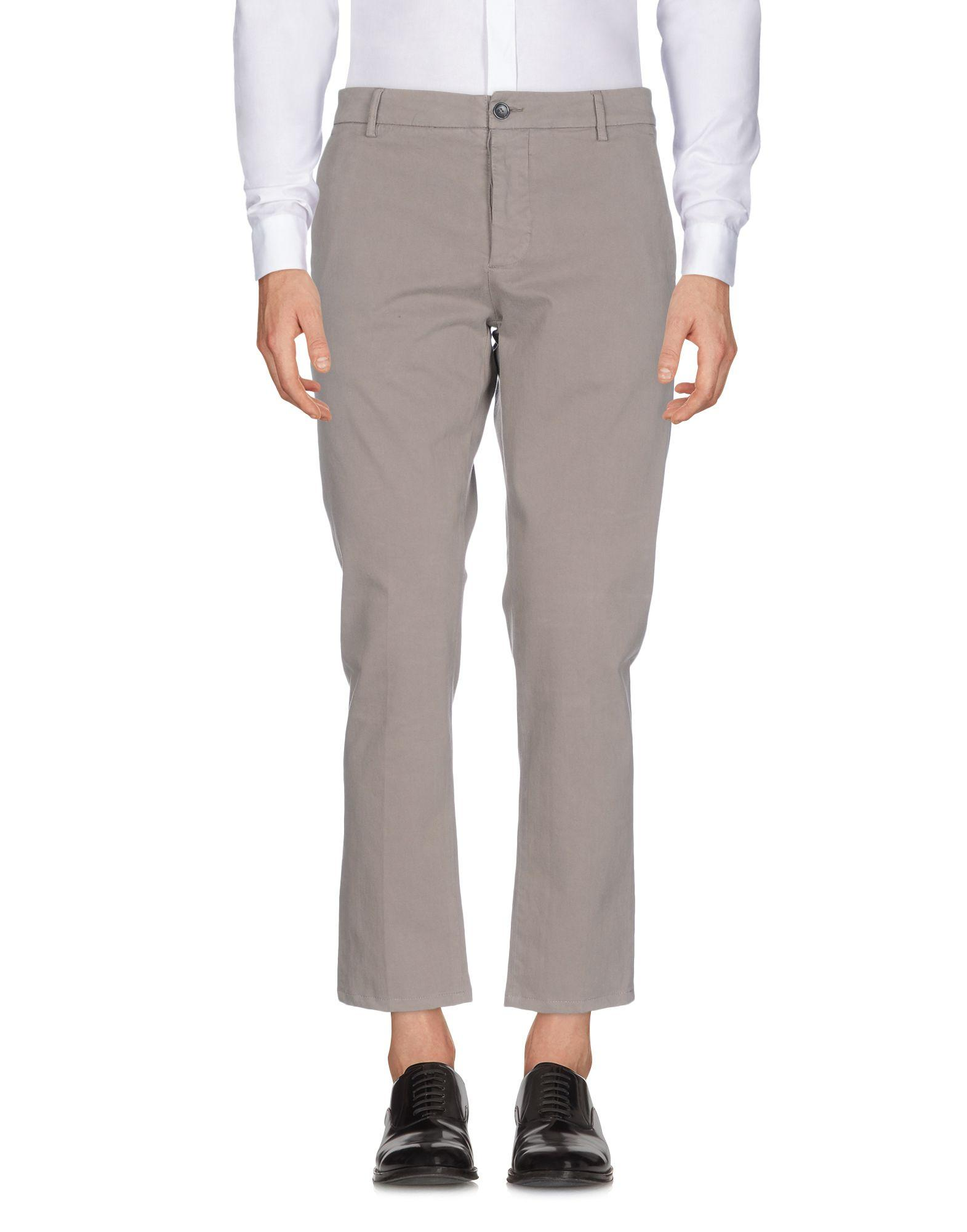Low Brand Casual Pants In Grey