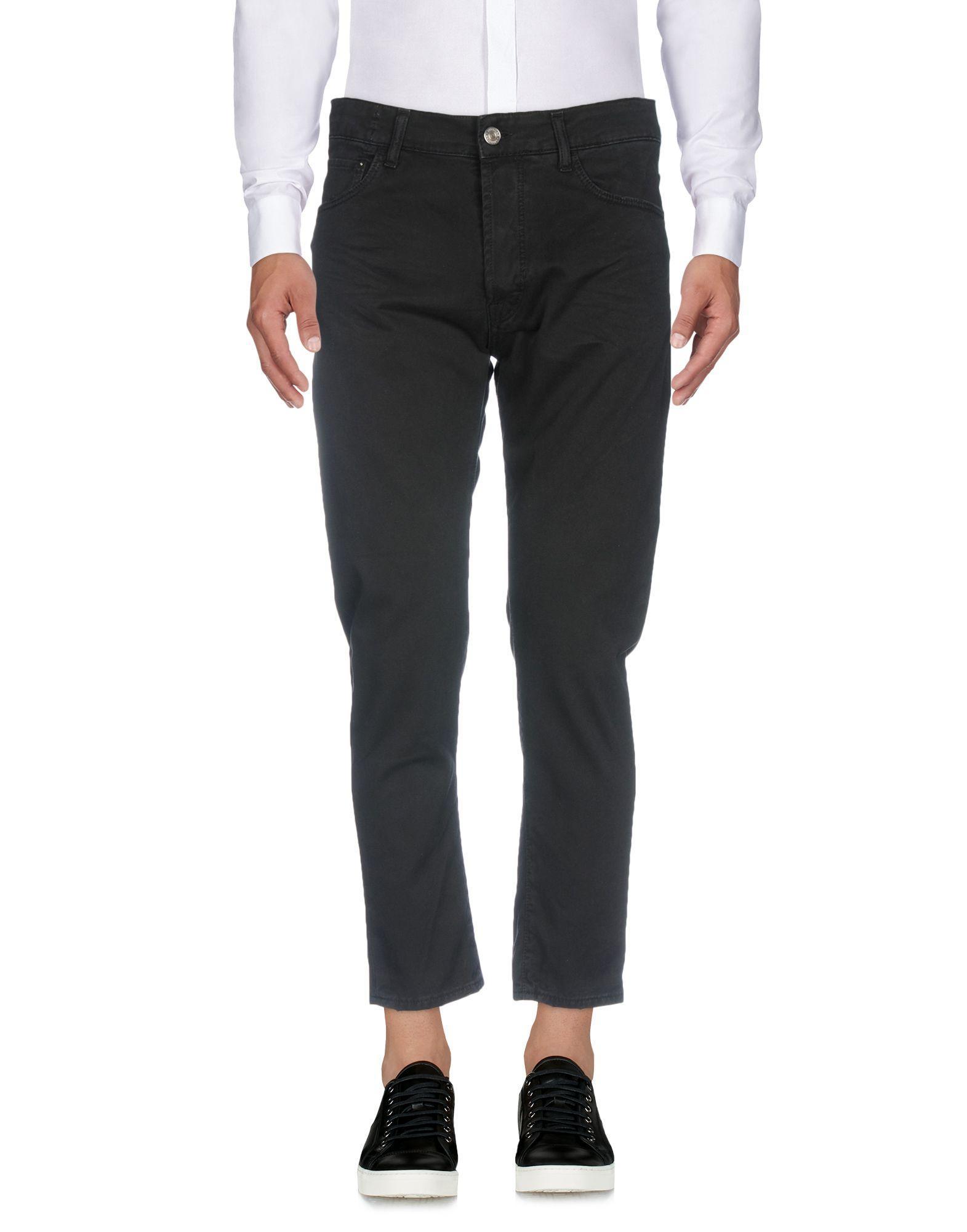 Low Brand 5-pocket In Black