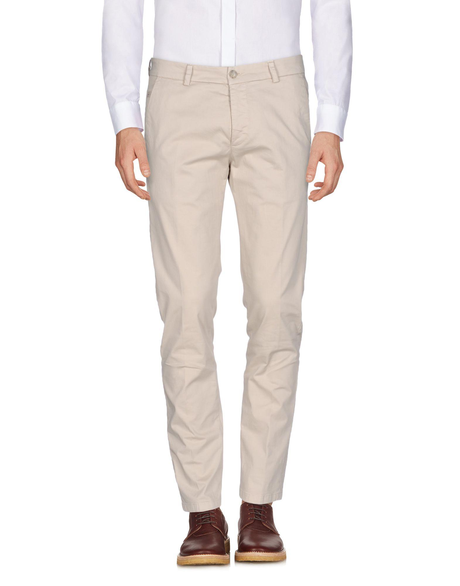 Low Brand Casual Pants In Beige