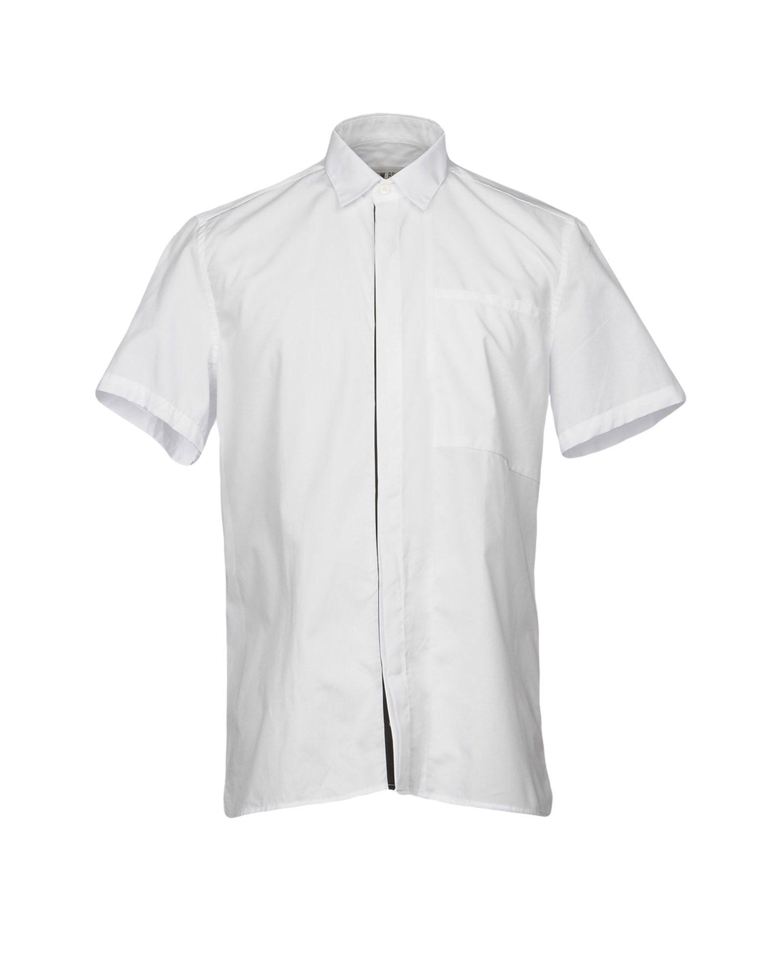 Low Brand Shirts In White