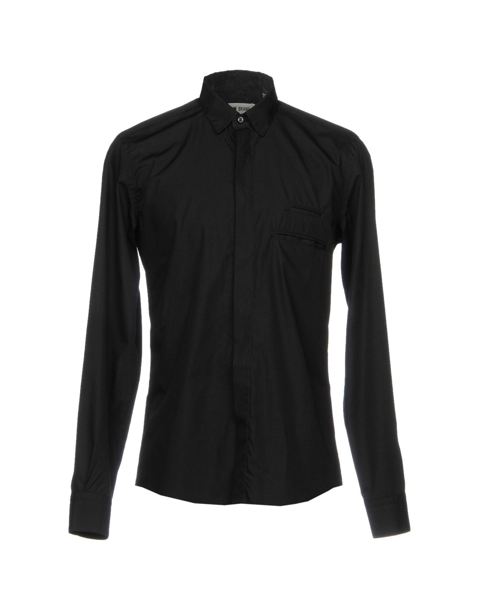 Low Brand Shirts In Black
