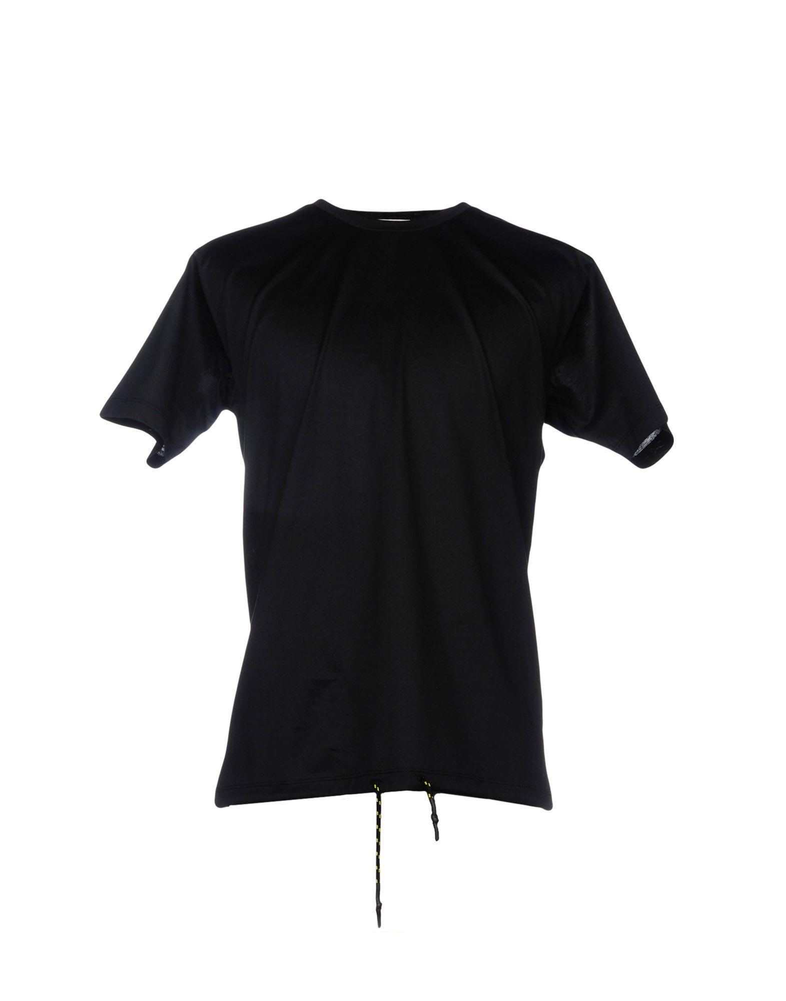 Low Brand T-shirt In Black