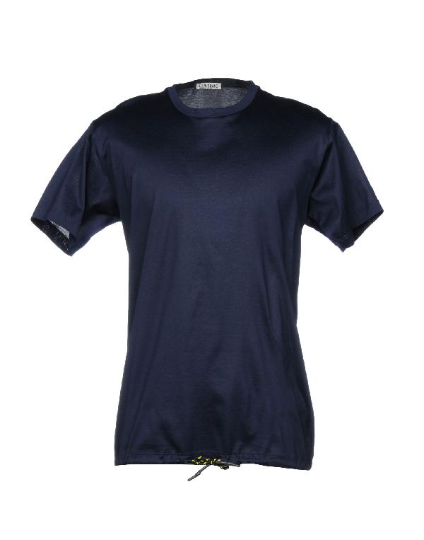 Low Brand T-shirt In Dark Blue