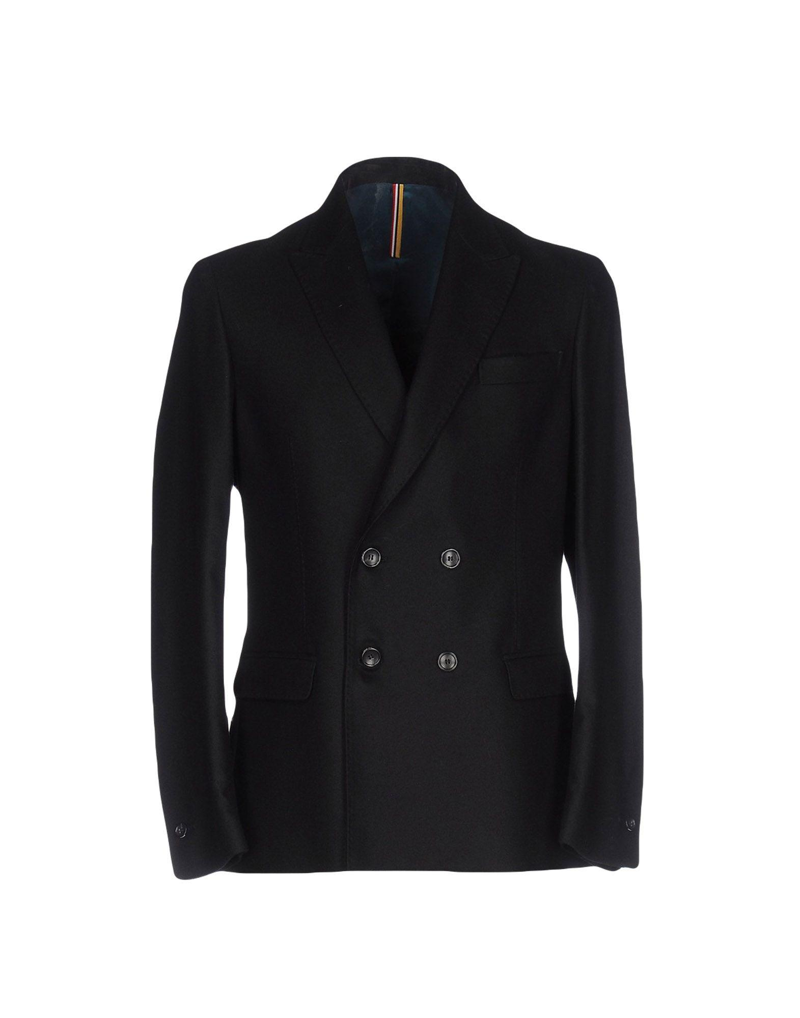 Low Brand Blazer In Black
