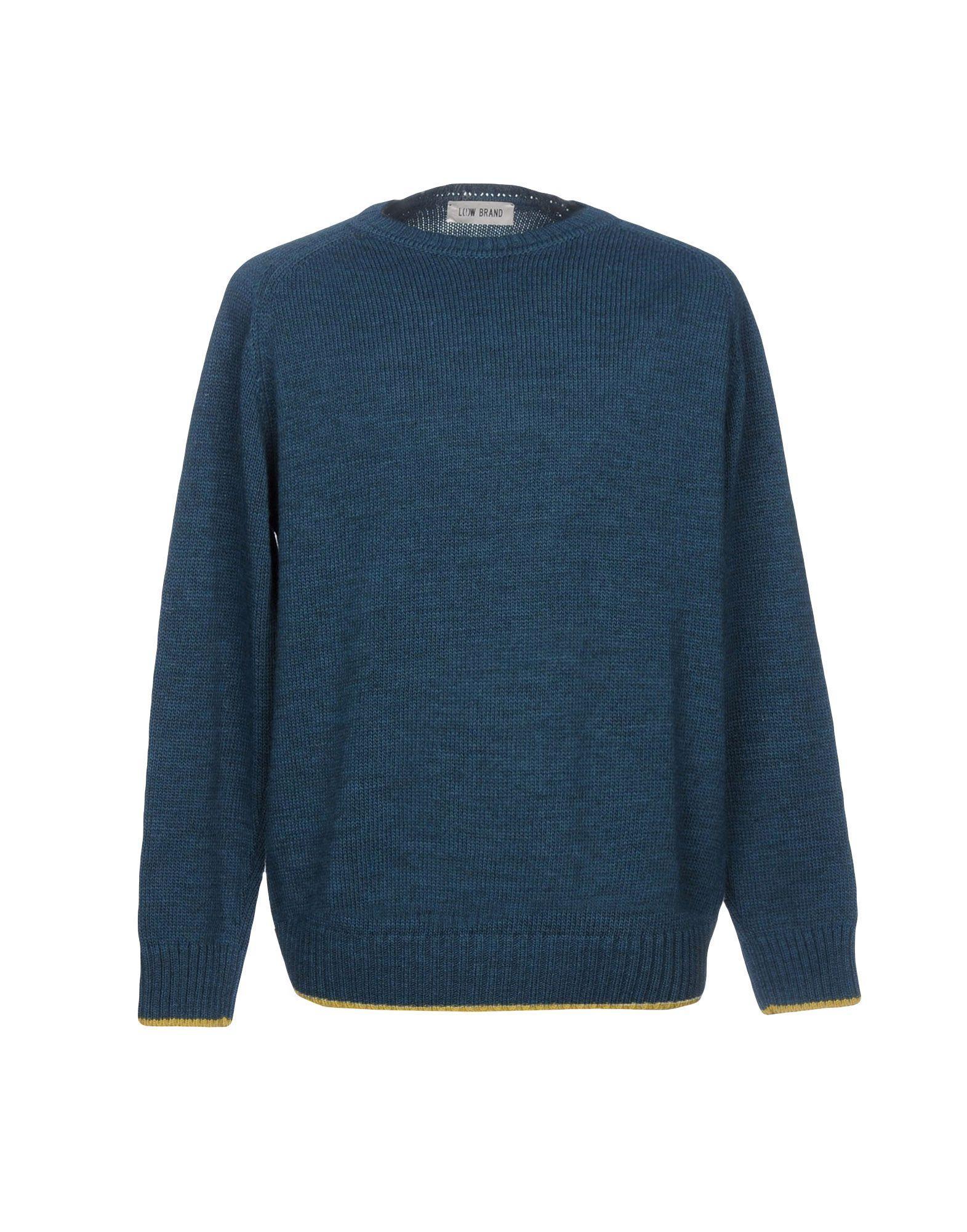 Low Brand Sweater In Deep Jade